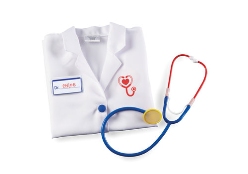 MindWare Science Academy Lab Coat
