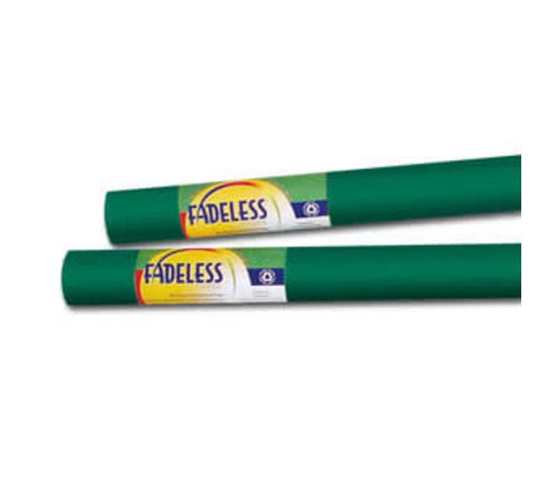 Fadeless Paper 4ft x 50 ft - Emerald