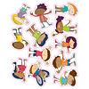 Carson Dellosa Carson Kids Shape Stickers