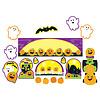 Carson Dellosa Halloween Mini Bulletin Board Set