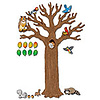Carson Dellosa Big Tree with Animals Bulletin Board Set