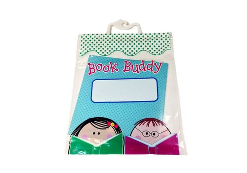"Creative Teaching Press Book Buddy Bags, 10 1/2"" x 12 1/2"