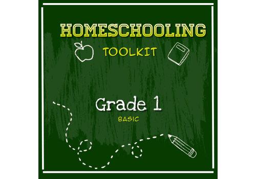 LEARNING TREE Homeschooling Toolkit - Grade 1 Basic