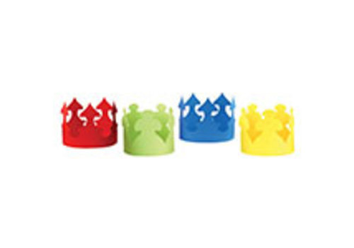 hygloss Creative Crowns - Bright Tag *