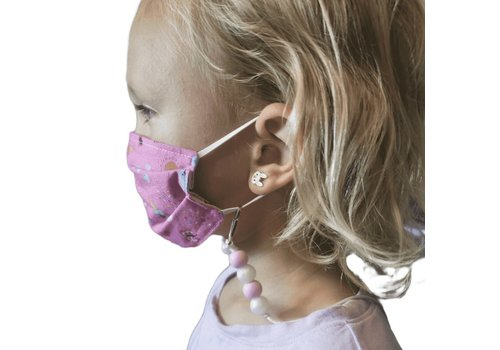 Munching Monster Chewlery Mask Holder Helpers - Adult *