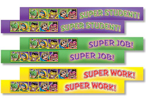 North Star Superheroes Arm Charms *