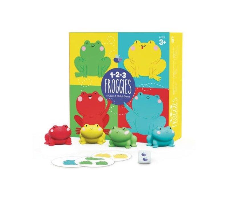 1-2-3 Froggies *