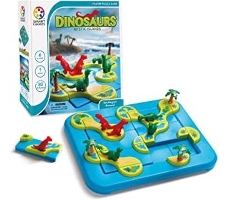 Dinosaurs - Mystic Islands *