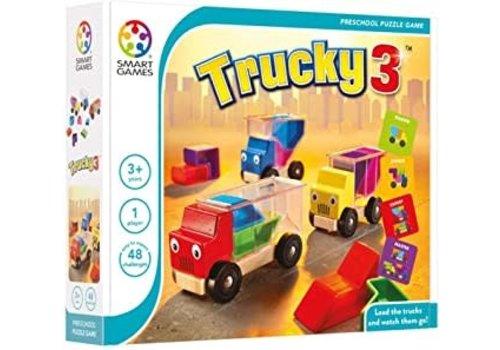 Smart Games Trucky 3 *