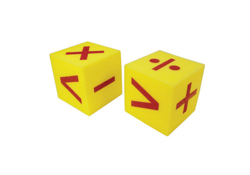 Learning Resources Giant Soft Foam Operation Cubes *