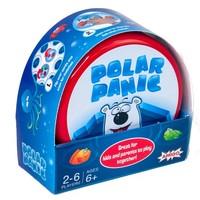 Polar Panic - The Brrr-illiant, Speedy, Slap-the-Match Card Game *