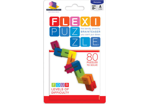 Gamewright Flexi Puzzle -The Bendy Stretch Brainteaser*