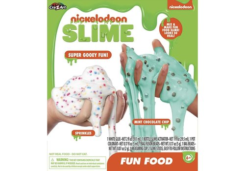 Incredible Novelties Nickelodeon Slime Fun Foods * (D)