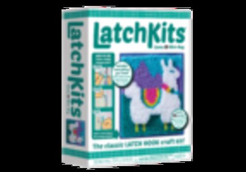 Kahootz LatchKits™ Llama Latch Hook Kit *