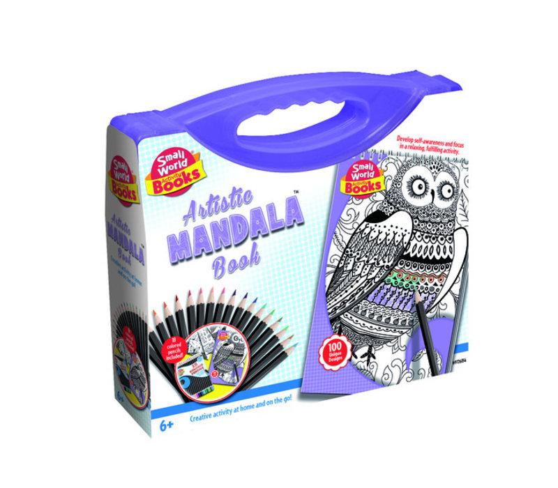 Artistic Mandala Book *