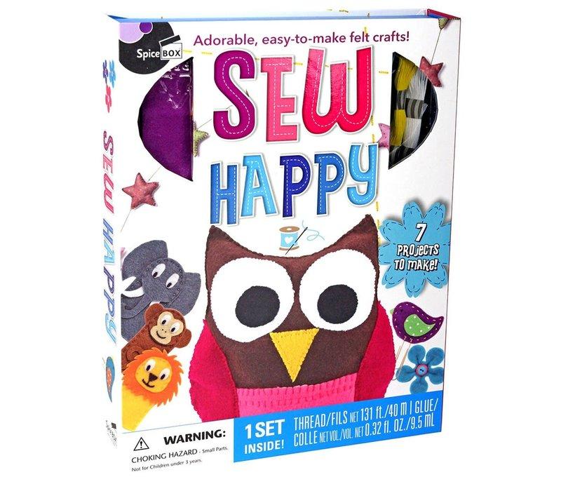 Sew Happy *