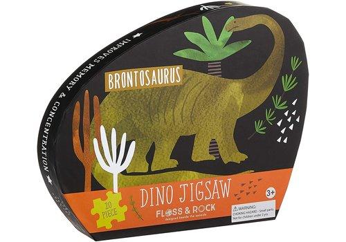 Floss & Rock Dinosaur Puzzle 20 pc (Floss & Rock) *