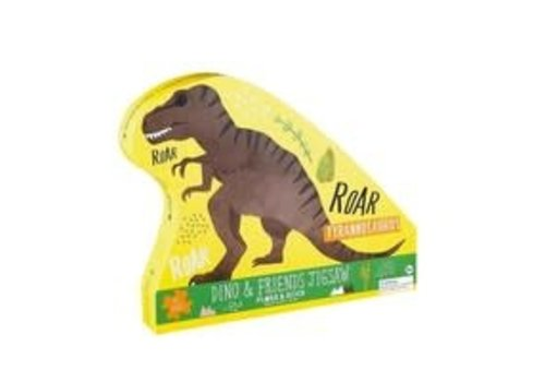 Floss & Rock Dinosaur 40 piece  Puzzle (Floss & Rock) *