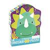 Floss & Rock Dinosaur Puzzle 12 pc (Floss & Rock) *
