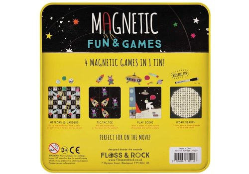 Floss & Rock Magnetic Fun & Games Space *