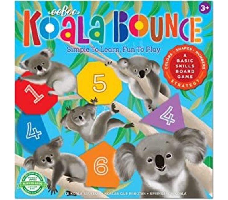 Koala Bounce:  Simple to Learn,  Fun to Play