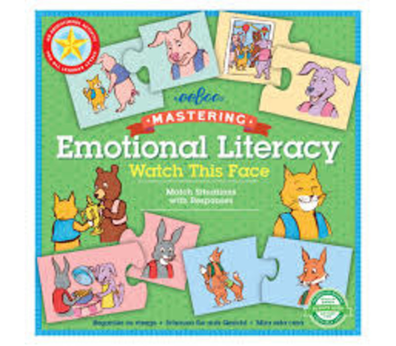 Mastering Emotional Literacy - Watch this Face