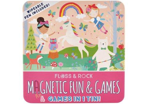 Floss & Rock Magnetic Fun & Games Rainbow Fairy