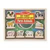 Melissa & Doug Farm Animals Stamp Set