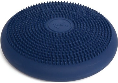 Bouncybands Wiggle Seat Big  Sensory Cushion  BLUE 33cm *