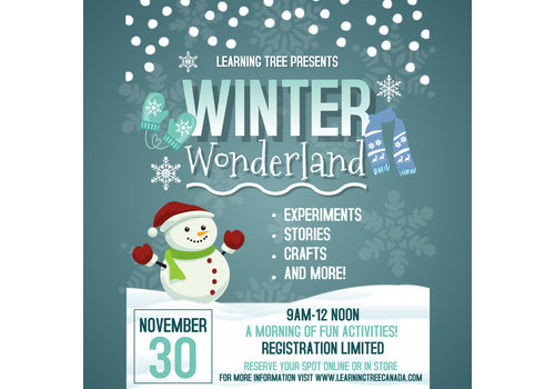 PD Camp Winter Wonderland  - NOV 30