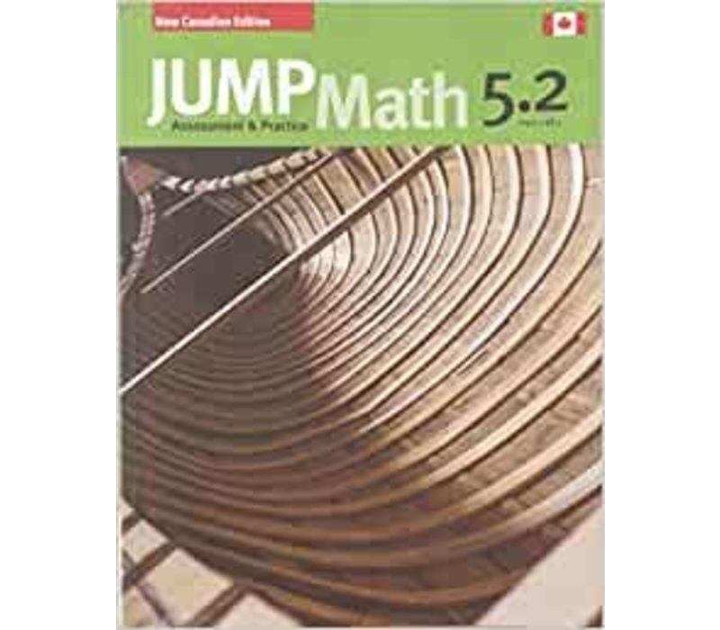 Jump Math 5.2  NEW EDITION *