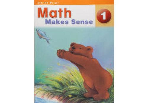 PEARSON Math Makes Sense, Grade 1 *