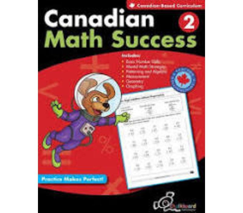 Canadian Math Success Grade 2 *