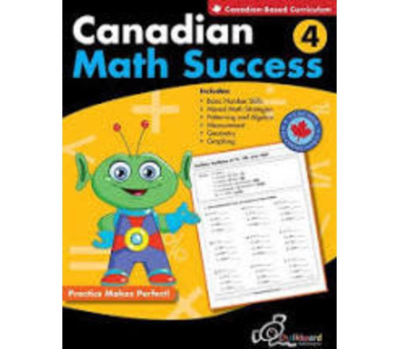 Canadian Math Success Grade 4 *