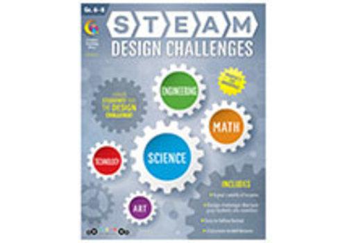 Creative Teaching Press Steam Design Challenges 6*
