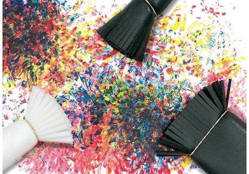 ROYLCO Roylco: Floppy Foam Brushes 6/pkg