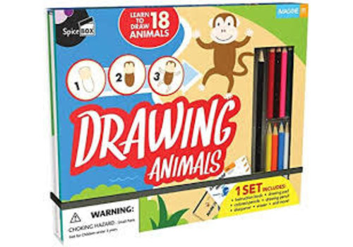 Spicebox Drawing Animals *