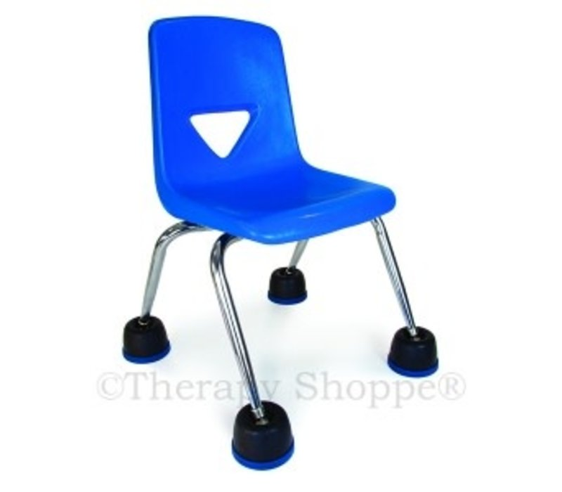 Wiggle Wobble Chair Feet - set of 4 *
