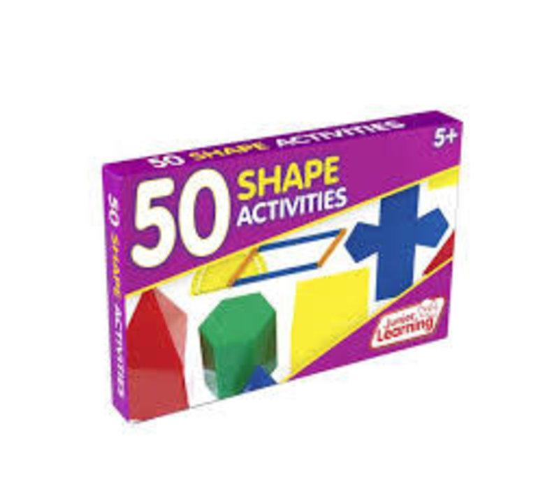 50 Shape Activities *