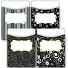 Creative Teaching Press BW Collection Library Pockets - Jumbo (D) *