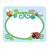 Carson Dellosa Buggy for Bugs NAME TAGS * (D)