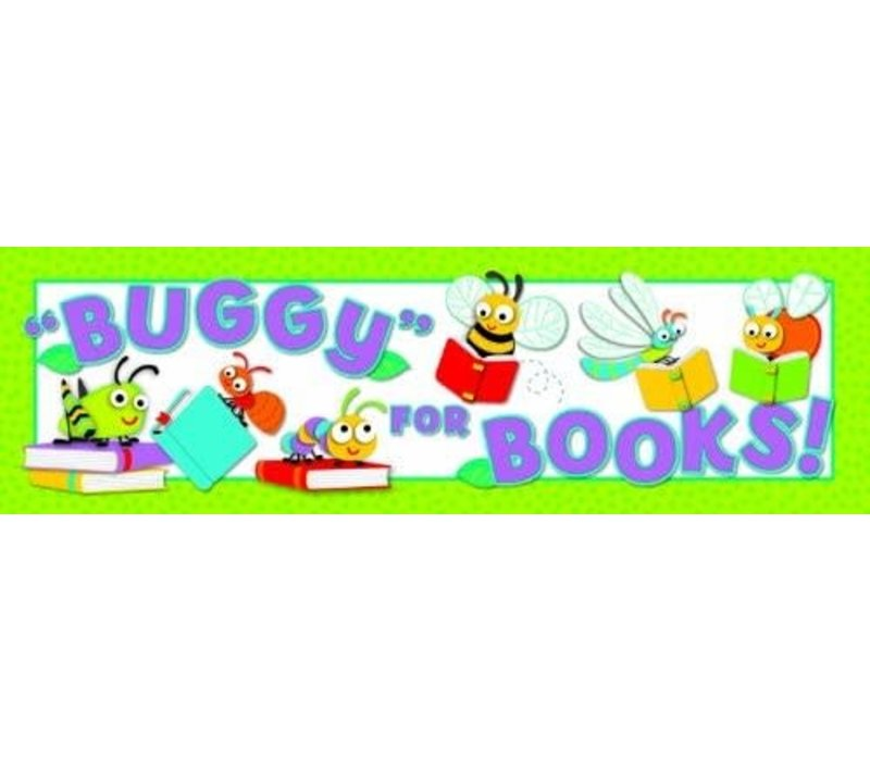 Buggy for Bugs Bookmarks (D) *