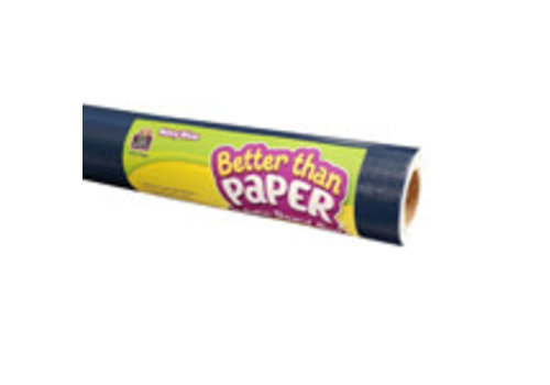 Teacher Created Resources Better than Paper - Navy Blue Bulletin Board Roll