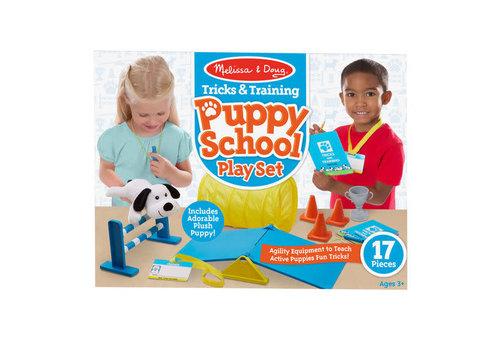 Melissa & Doug Puppy School Play Set *