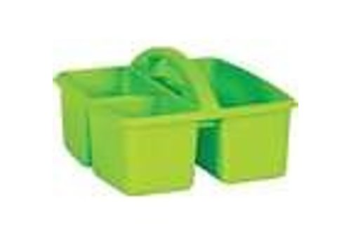 ROMANOFF PRODUCTS UTILITY CADDY - LIME GREEN OPAQUE *