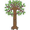 Carson Dellosa Big Tree Bulletin Board Set *
