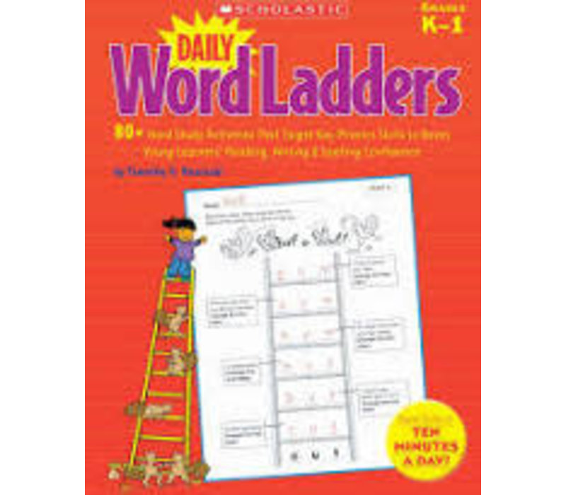 DAILY WORD LADDERS GRADES K-1 *