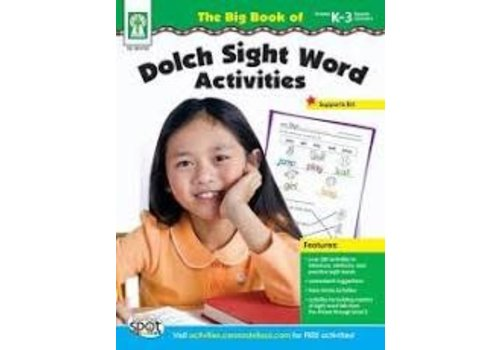 The Big Book of Dolch Sight Word Activities (K-3) *