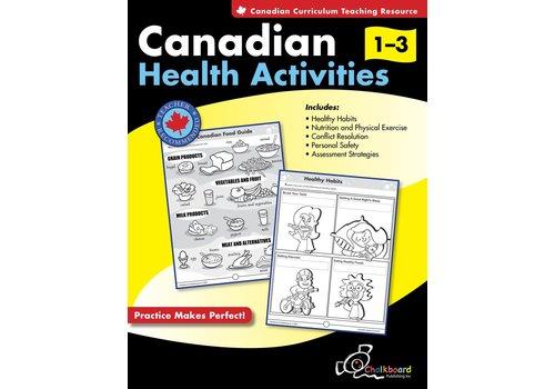 NELSON Canadian Health Activities 1-3 *