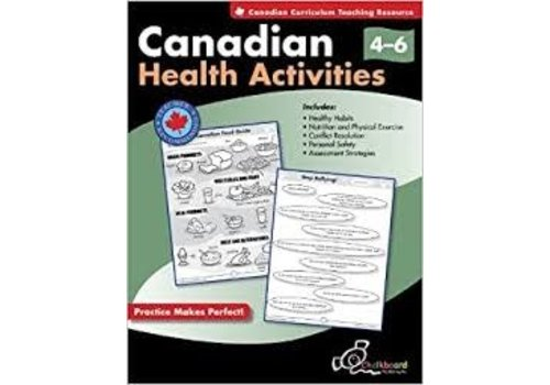 NELSON Canadian Health Activities 4-6 *